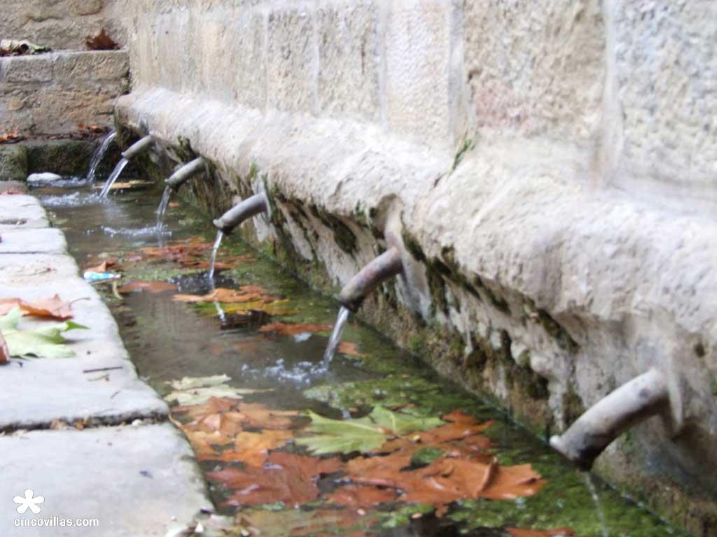 Caños de Fuente Bañera